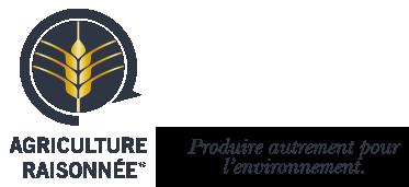 Agriculture raisonnée logo